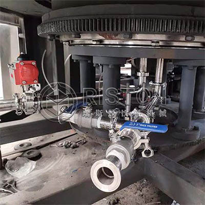 Coffee Can Filling Machine